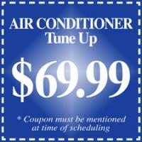 Air Conditioning Tune-Up Coupon